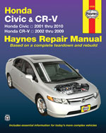 Honda Civic & CRV, 2…, 9781563928499