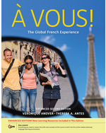À Vous!: The Global …,9781133936855