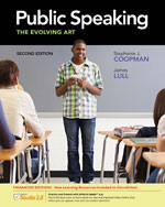 Public Speaking: The…, 9781133307860