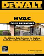 DEWALT® HVAC Code Re…,9780977718382