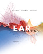 Music for Ear Traini…,9780840029812