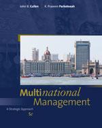 Multinational Manage…,9781439080658