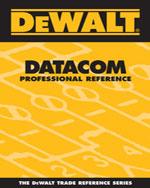 DEWALT® Datacom Prof…,9780975970935