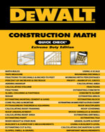 DEWALT® Construction…, 9781111128579