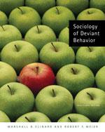 Sociology of Deviant…,9780495093350