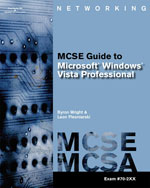 70-620 MCTS Guide to…,9781418837266