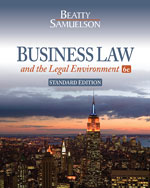 Business Law and the…,9781111530600