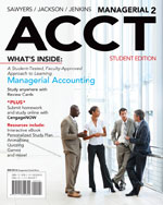 Managerial ACCT2 (wi…, 9781111822699
