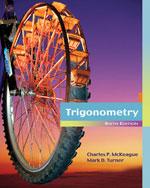 Bundle: Trigonometry…, 9781111020910