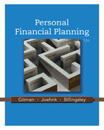 Personal Financial P…, 9781111971632