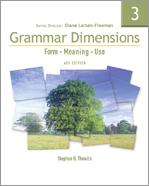 Grammar Dimensions 3…, 9781424003549