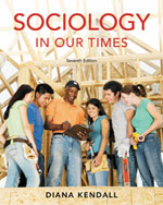 Sociology in Our Tim…,9780495504276