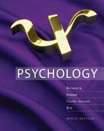 Psychology, 9th Edit…, 9781111301552