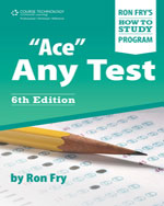 Ace Any Test, 6th Ed…,9781435461123