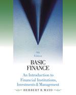 Basic Finance: An In…,9780324322293