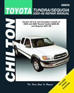Toyota Tundra/Sequoi…,9781563927614