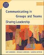 Communicating in Gro…,9780534515461