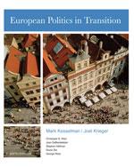European Politics in…,9780618870783