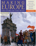 Making Europe: The S…, 9781111841348