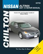 Nissan Altima, 2007 …,9781563929076