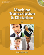 Machine Transcriptio…,9781111425449