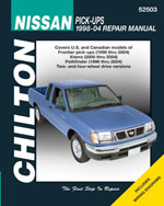 Nissan Pick-up, Xter…,9781563926525