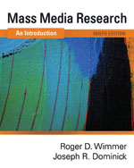 Mass Media Research:…,9781439082744