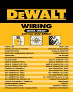 DEWALT® Wiring Quick…