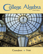 College Algebra (wit…,9780495012665