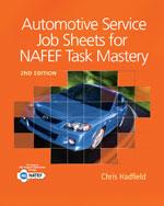 Automotive Service J…,9781111137984