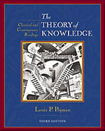 The Theory of Knowle…, 9780534558222