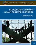 Employment Law for H…, 9780324594850
