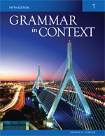Grammar in Context 1…, 9781111226862