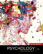 Psychology: Themes a…,9781111354749