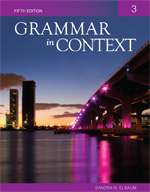 Grammar in Context 3…, 9781424080939