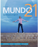 Bundle: Mundo 21, 4t…, 9781133643807
