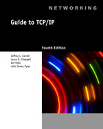Guide to TCP/IP, 4th…, 9781133019862