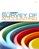 Survey of Accounting…,9780538749091
