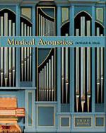 Musical Acoustics, 3…, 9780534377281