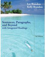 Sentences, Paragraph…,9781133591924