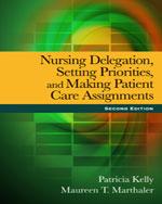 Nursing Delegation, …,9781435481787