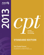 CPT Standard 2013, 1…,9781603596831