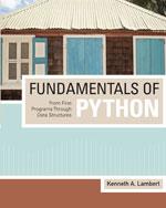 Fundamentals of Pyth…, 9781423902188