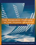 The Research Process…, 9780534626105
