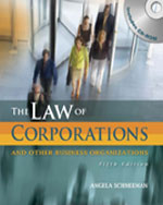 Law of Corporations …, 9781435425774