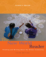 The New World Reader…, 9781439083383