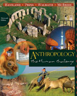Anthropology: The Hu…,9780495810841