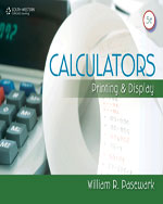 Calculators: Printin…, 9780840065353