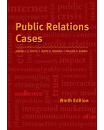 Public Relations Cas…, 9781111344429
