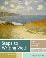 Steps to Writing Wel…,9781133311294